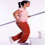 11 حرکت برای کاهش وزن سریع