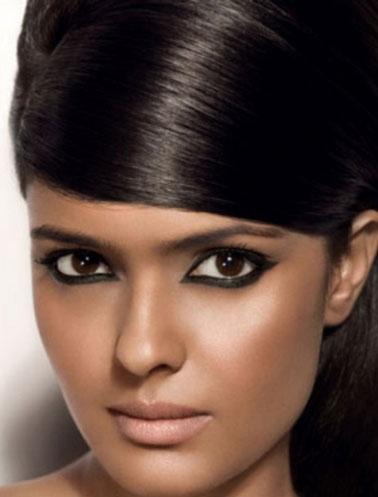 نکات آرایشی مفید برای پوست سبزه ها , نکات آرایشی برای پوست زیتونی ها , آموزش آرایش پوست زیتونی ها , آرایش پوست سبزه , آرایش مناسب پوست زیتونی , آرایش مناسب پوست سبزه