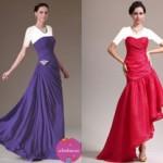 جدیدترین مدل لباس دکلته 2014