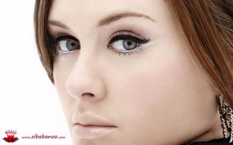 درشت تر کردن چشم ها , درشت تر دیده شدن چشم ها , داشتن چشمانی درشت و بزرگ , چگونه با ارایش چشم ها را درشت تر کنیم
