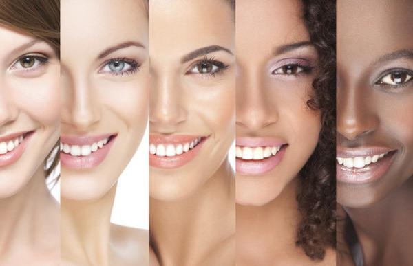رنگ پوست مورد علاقه مردان